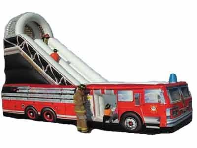 19′ Fire Truck Slide