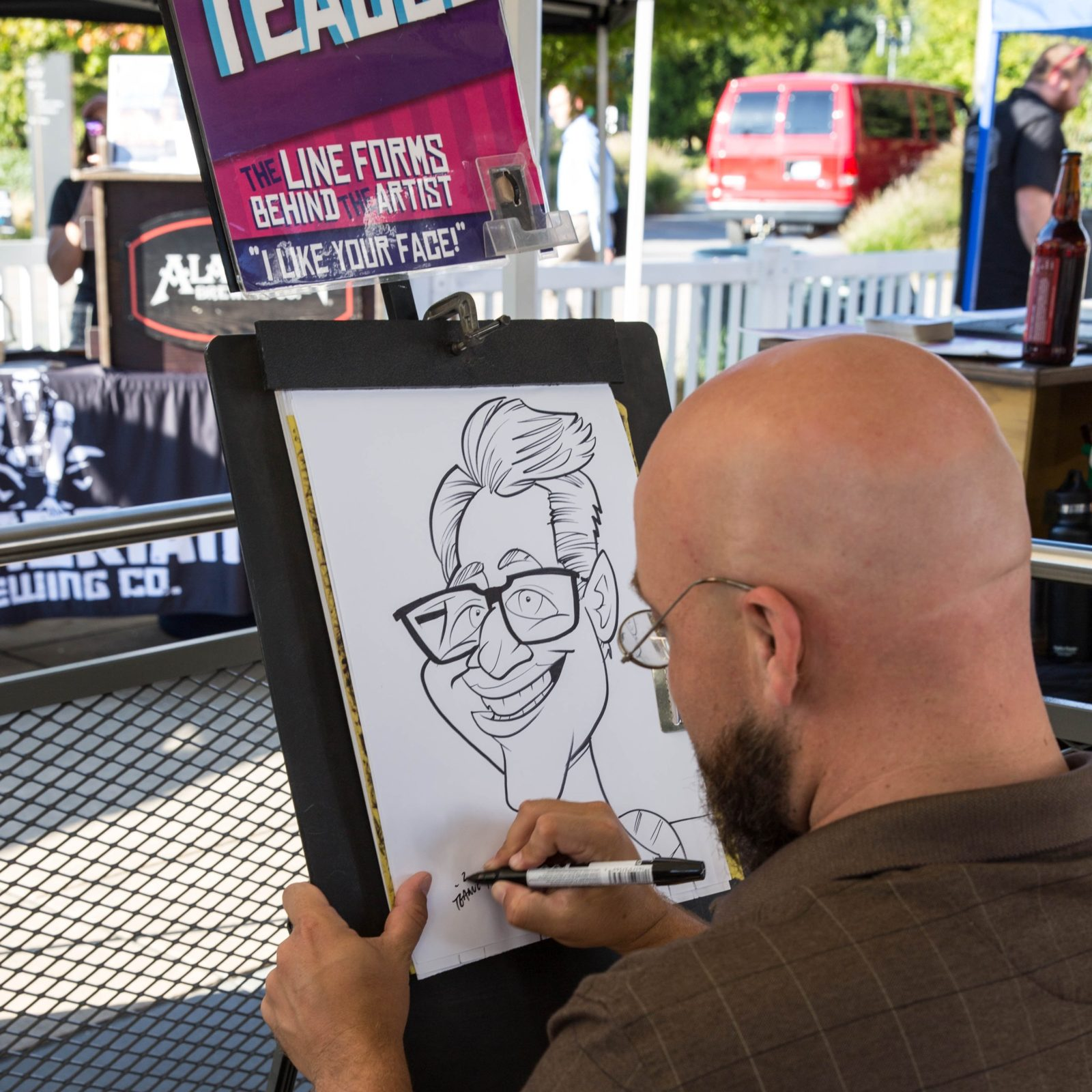 Caricaturists for Events