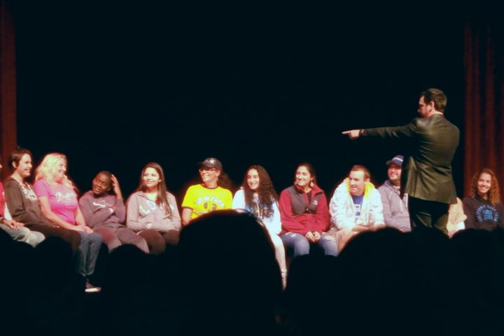 Hypnotist Shows