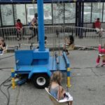Chair Swing Ride (Kiddie)