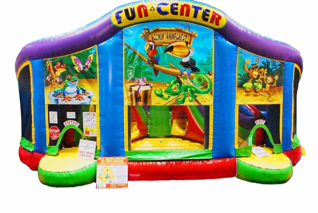 Wacky Fun Center