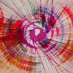 Dual Spin Art