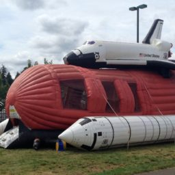 Space Shuttle Play Space