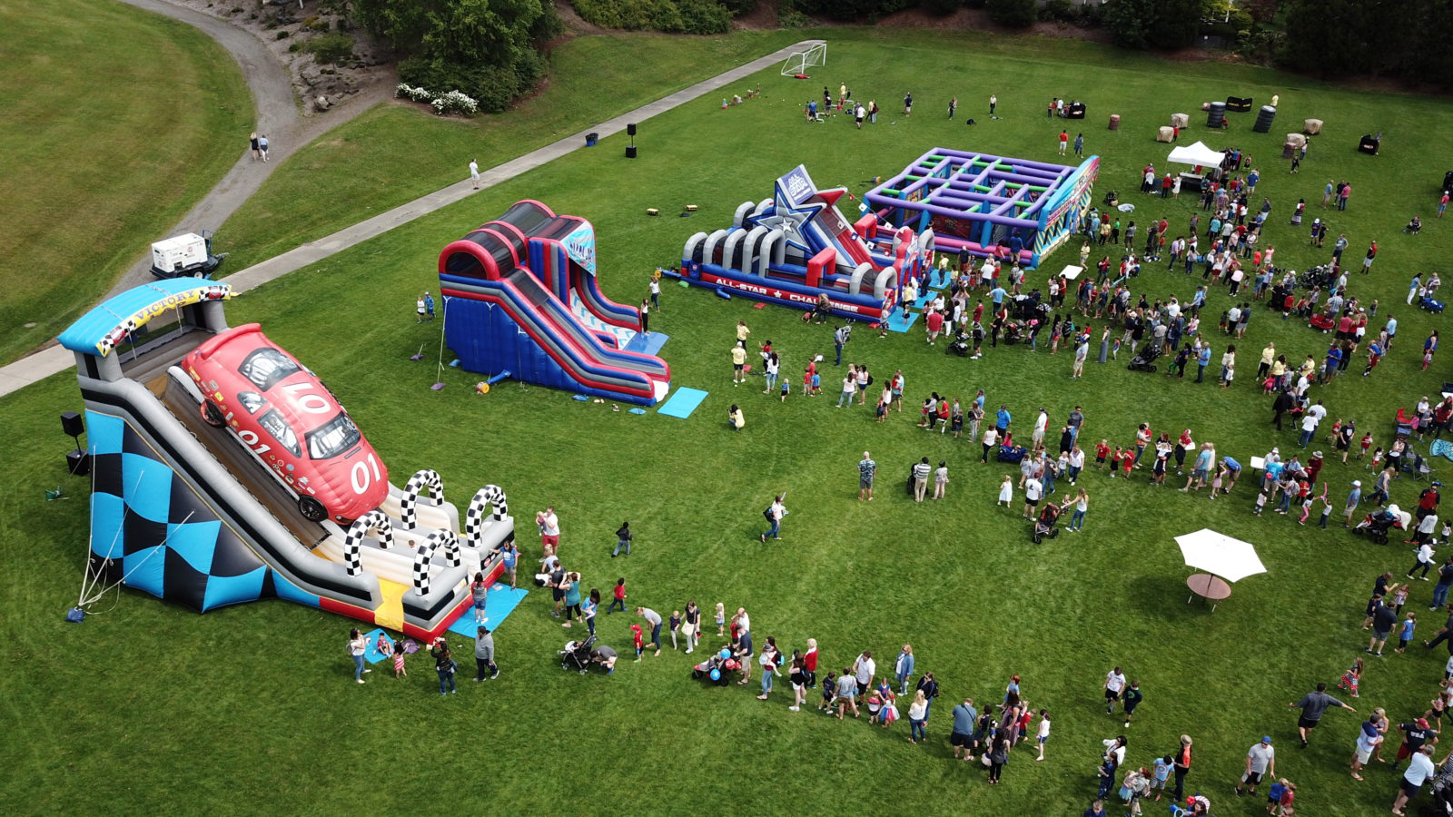 Outdoor Corporate Events
