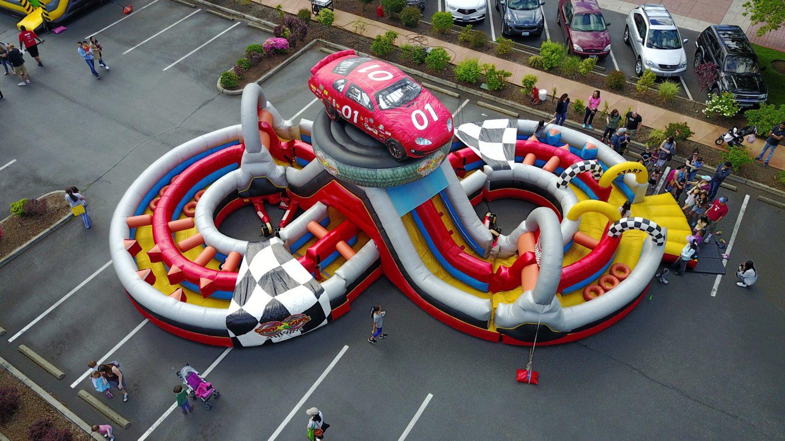 Inflatable Rentals, Inflatable Slide Rentals