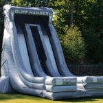 27′ Cliffhanger Dual Lane Slide