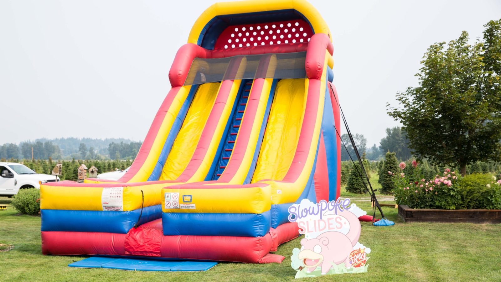 Wipeout (Obstacle Courses) theme for events