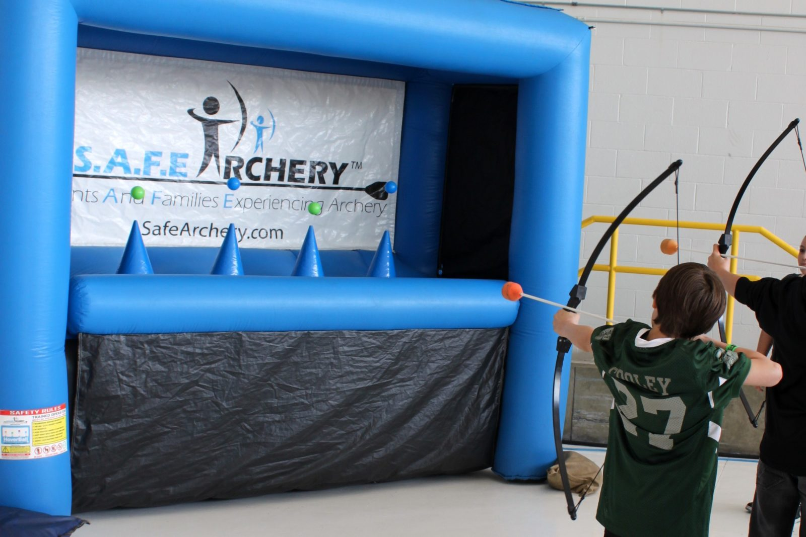 Archery Hover Ball