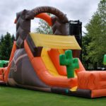Wild West Obstacle Course