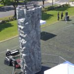 24′ Rock Wall (5 Station)