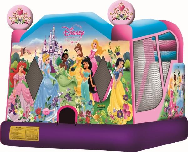 Disney Princess 4-in-1 Combo