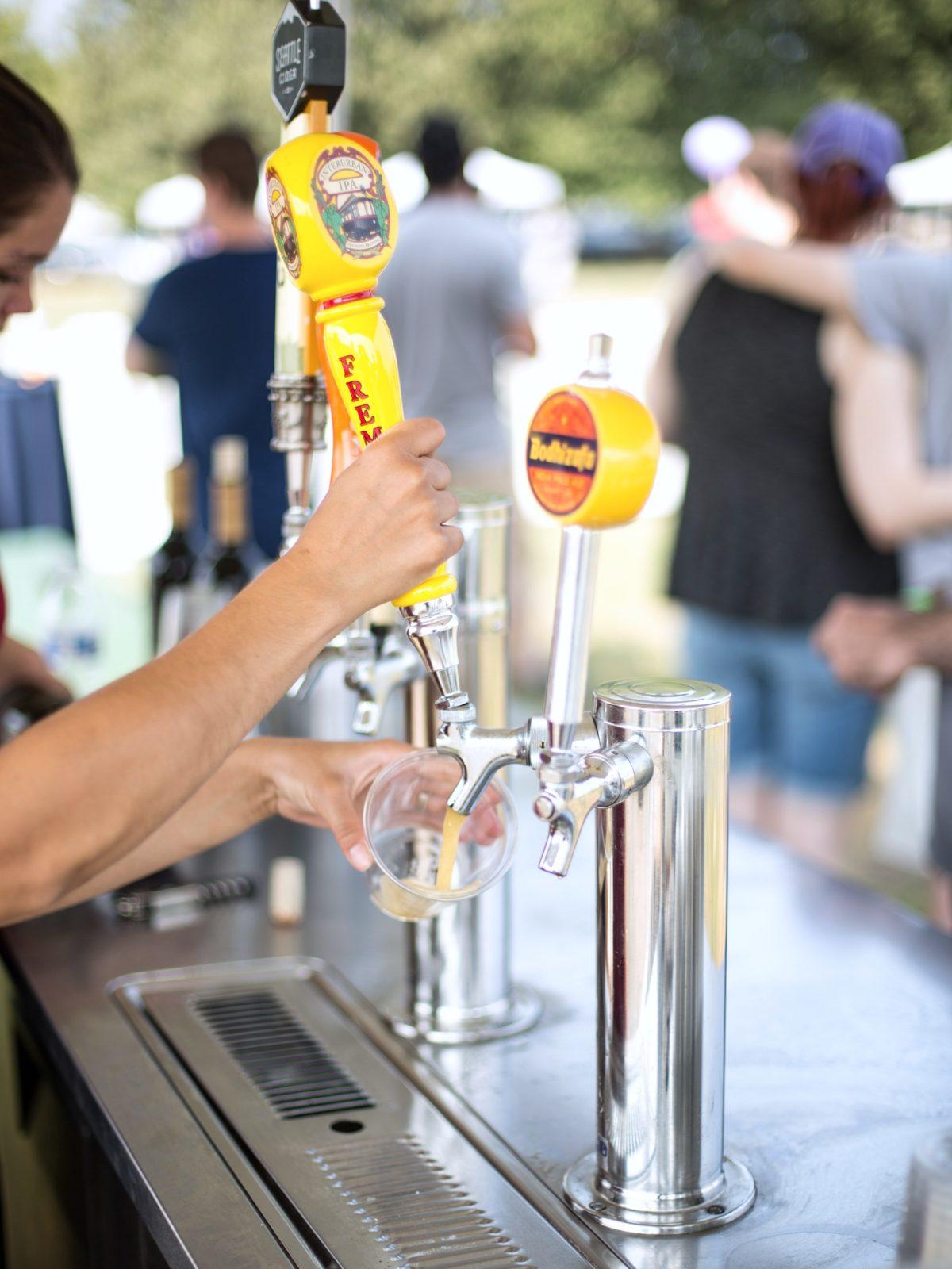 Keg Bar rental