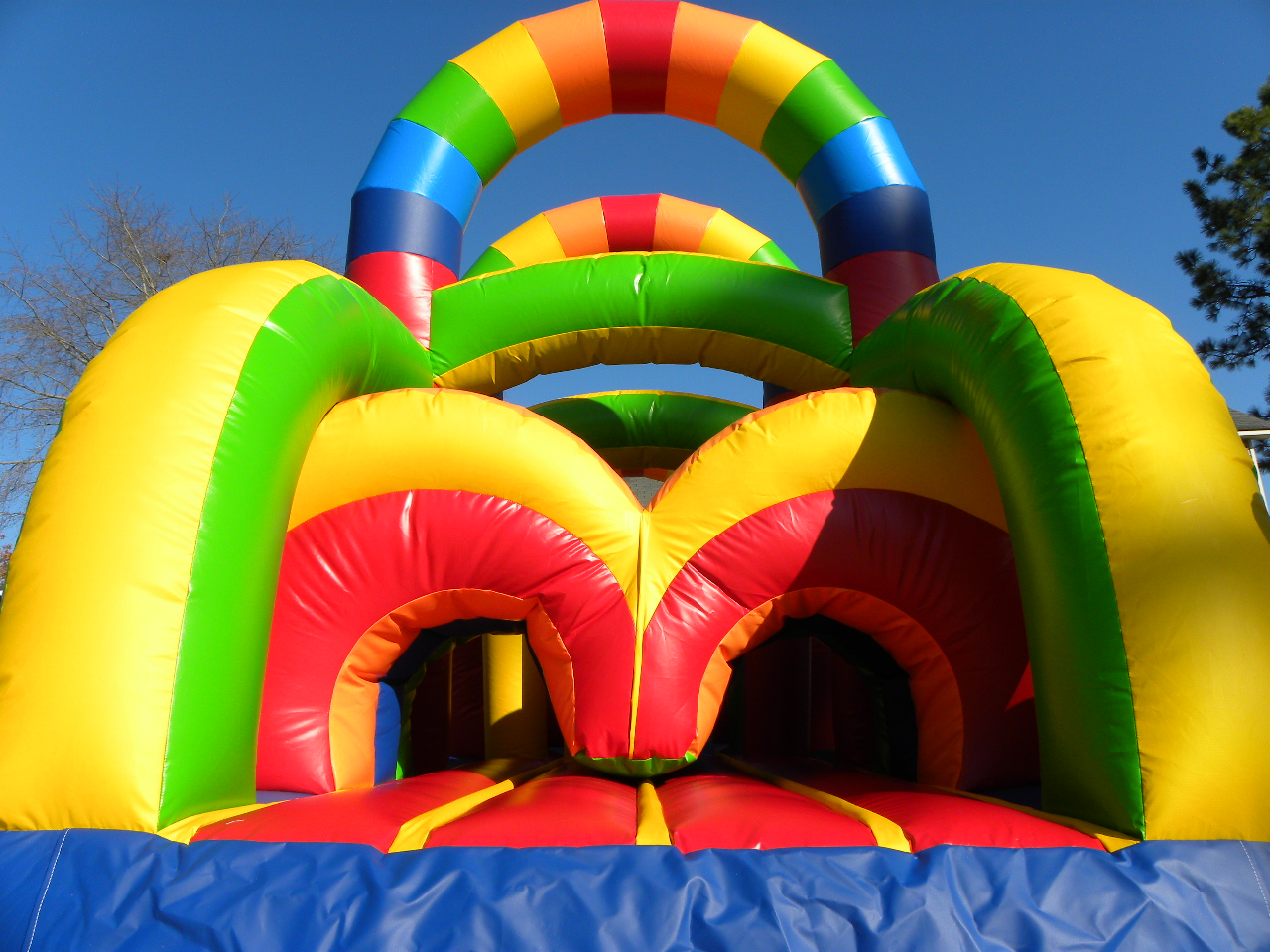 Rental Item of the Week: Inflatable Obstacle Course