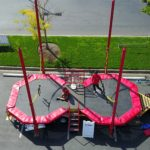 2-Person Bungee Trampoline