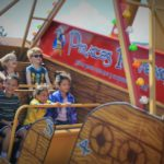 Pirate's Revenge Pendulum Swing Ride