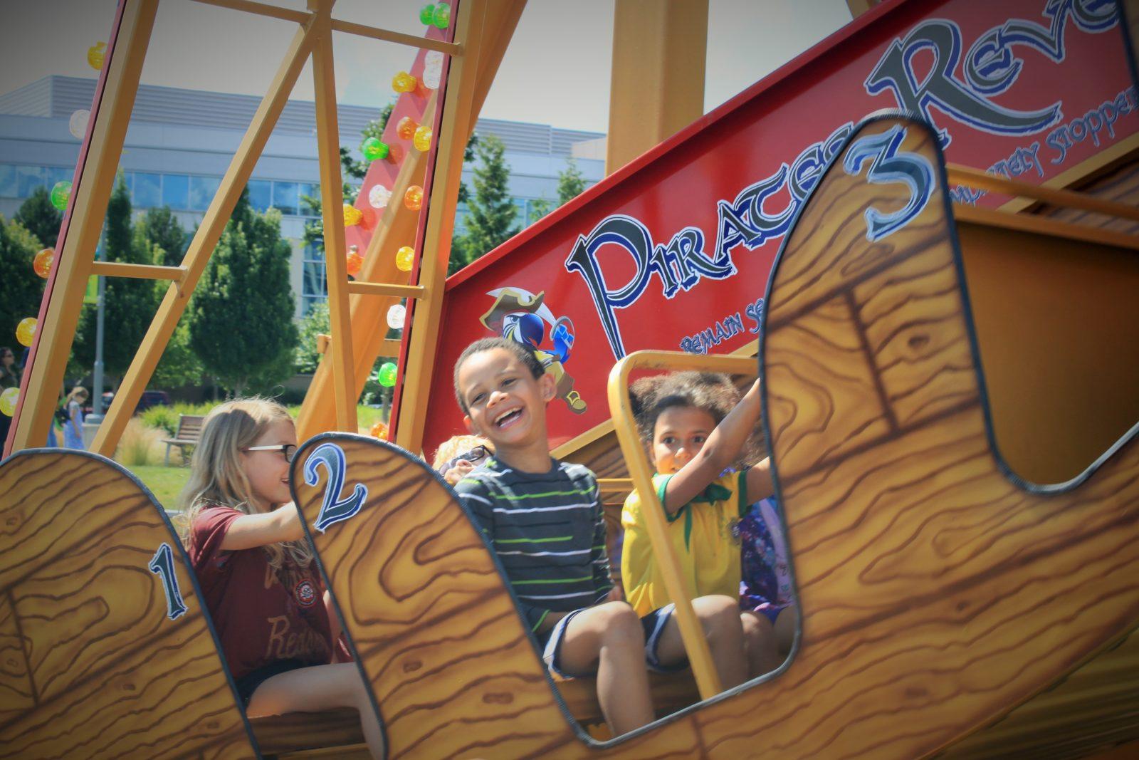 Pendulum Swing Ride Rental