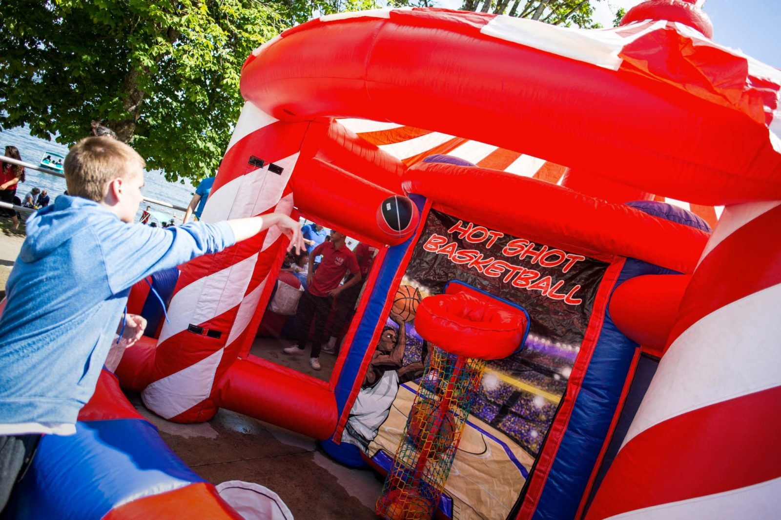 Shooting Gallery Carnival Game Rental National Event Pros