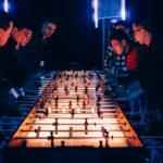 12′ LED Foosball