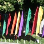 12′ Tall Pennant Flags