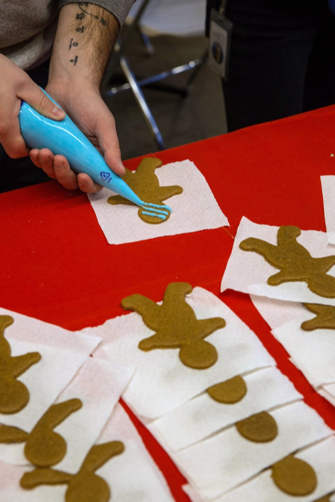 Cookie Decorating Group Activity