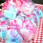 Pre-Packaged Cotton Candy