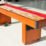 9′ Shuffleboard