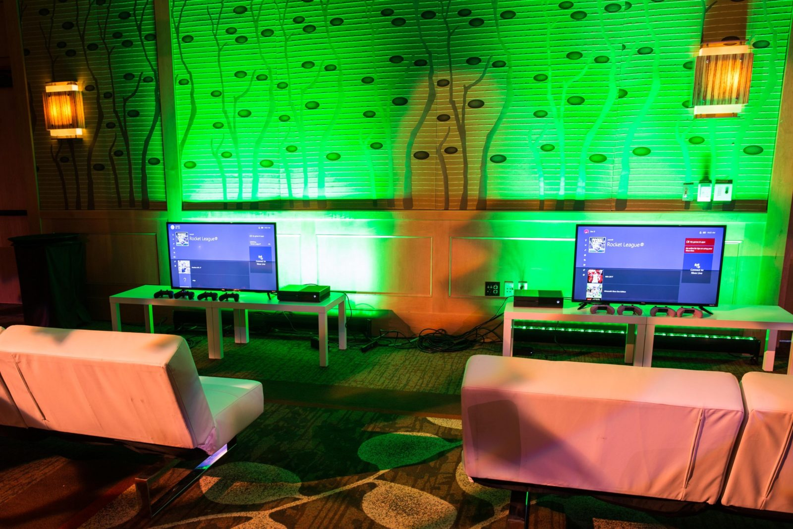 Video Game And Tv Screen Rental National Event Pros