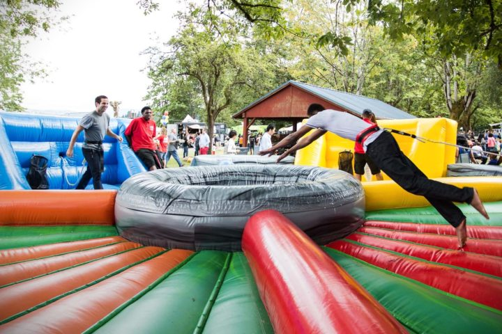 San Francisco Inflatable Event Rentals