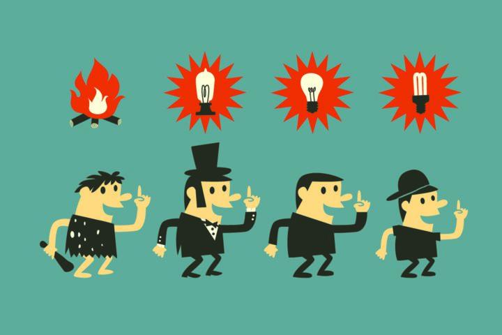 """The Corporate """"Company"""" Picnic Evolution"""
