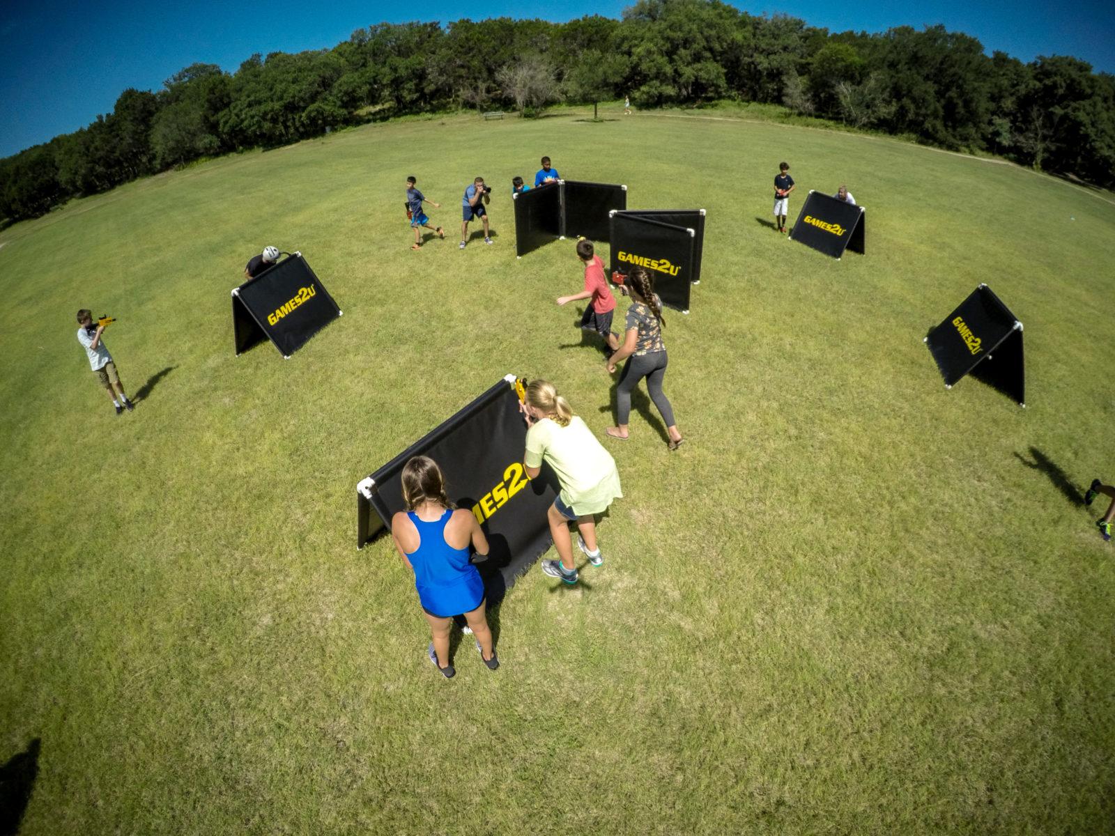 Adventure Sports Laser Tag