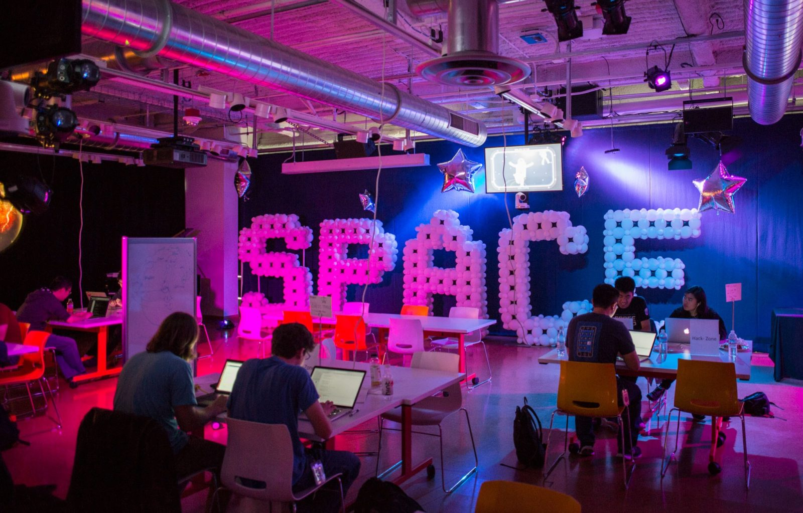 Space Camp Hackathon