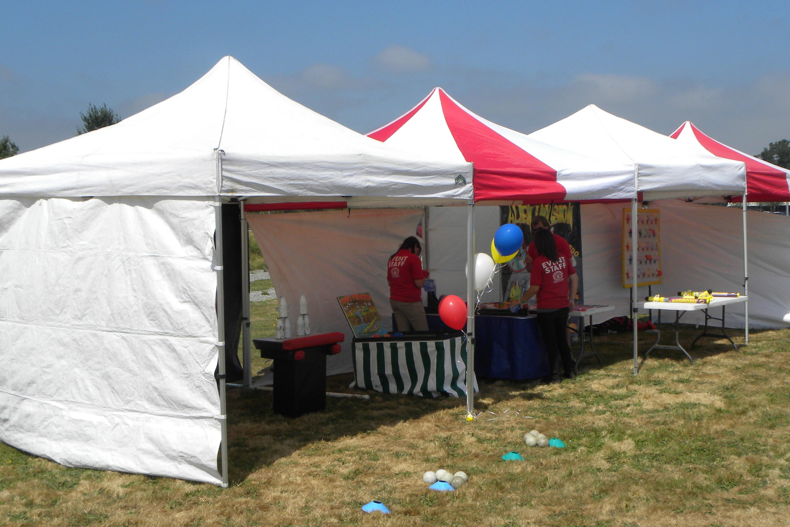 Instant Pop Up Canopy Tent Rental National Event Pros