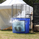 Deluxe Window Dunk Tank