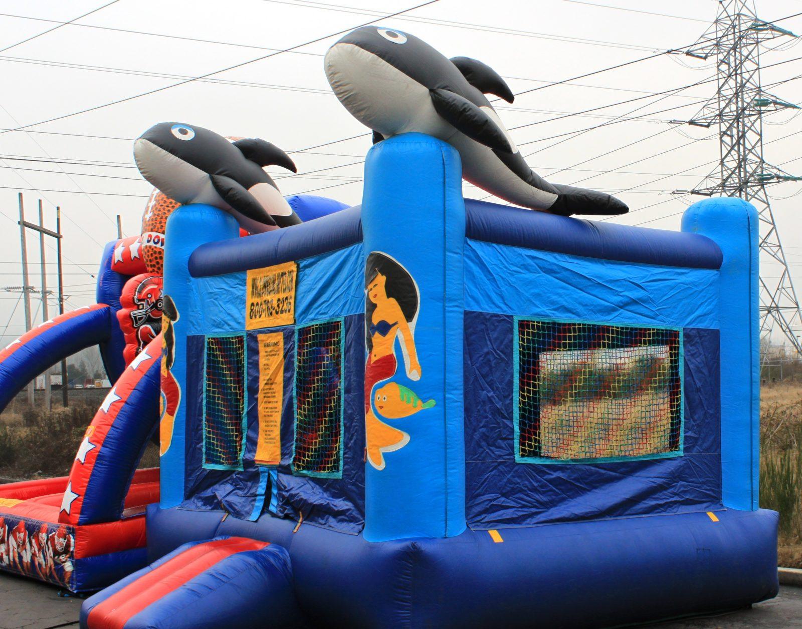 e1afc173e214e Sea World Bounce House Rental — National Event Pros