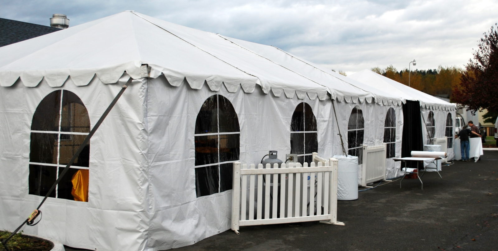 Tent Heater Rental National Event Pros