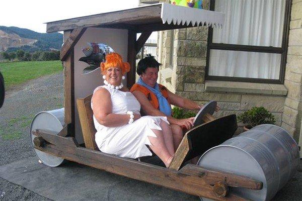 Flintstones Car For Sale