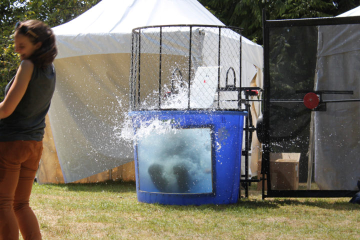 Dunk Tank Rental in Portland