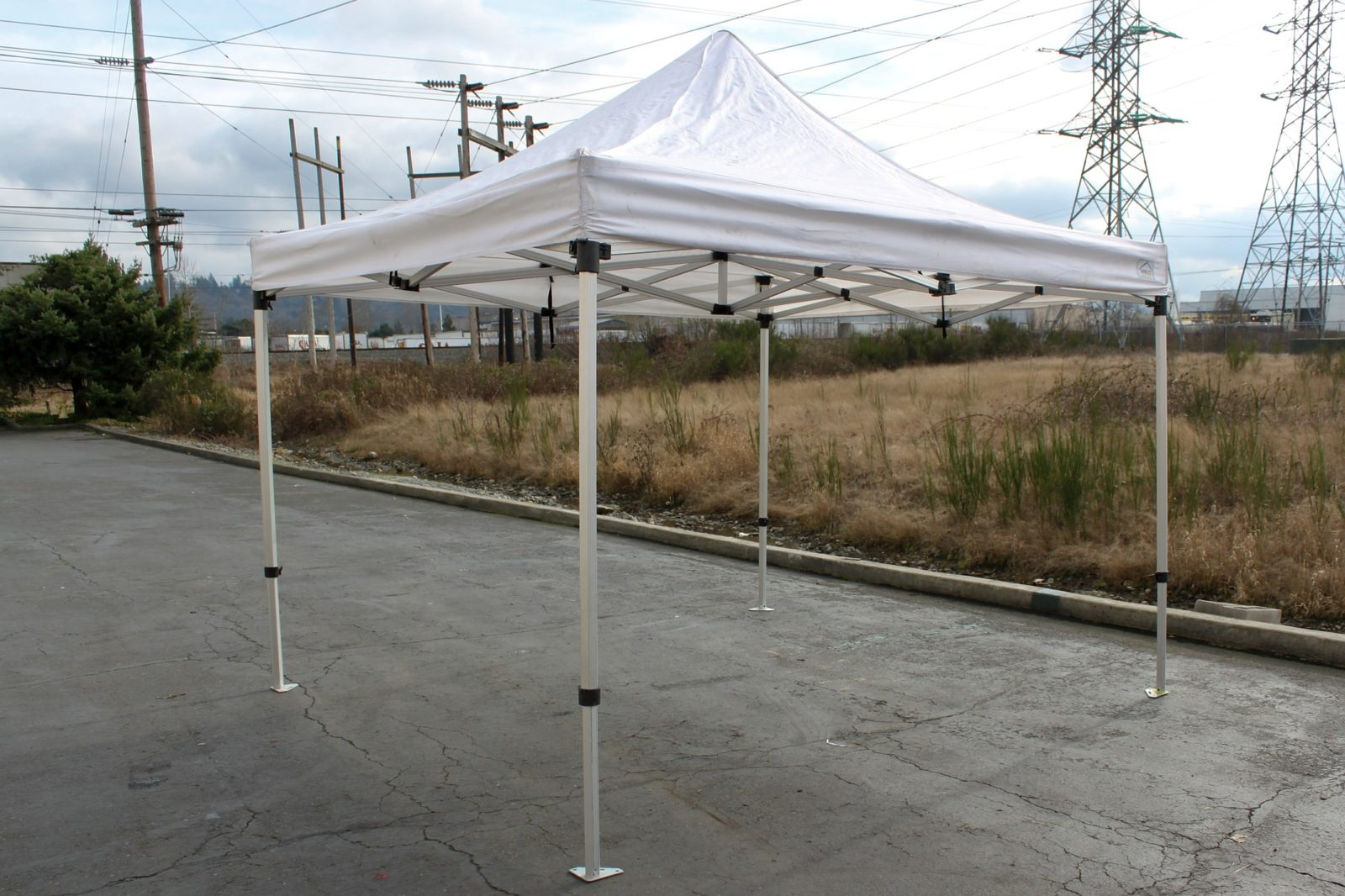 Pop-Up Canopy Tent Rental