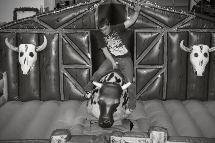 Mechanical Bull Rental in Portland