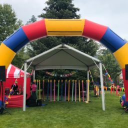25′ Inflatable Arch