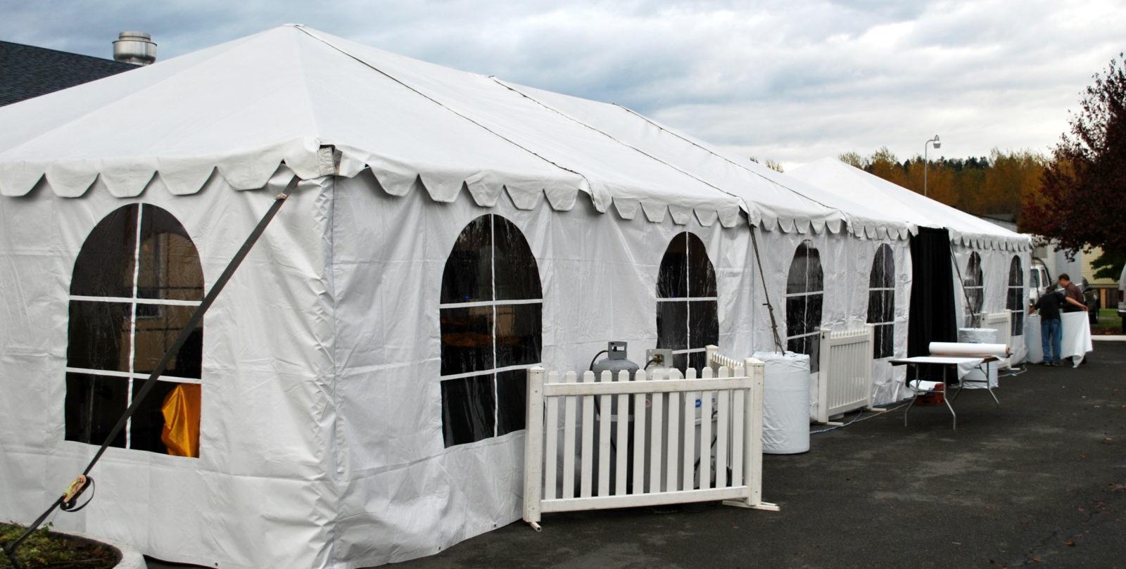 Tent Heater Rental