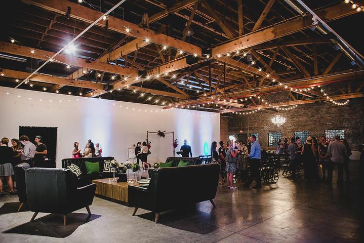 Warehouse 215 @ Bentley Projects event venue in Phoenix