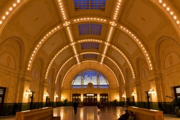 The Great Hall at Union Station event venue in Seattle