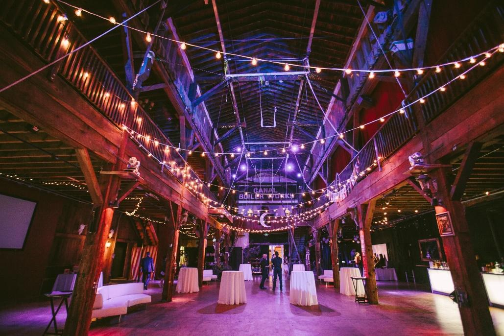 Emerald City Trapeze event venue in Seattle