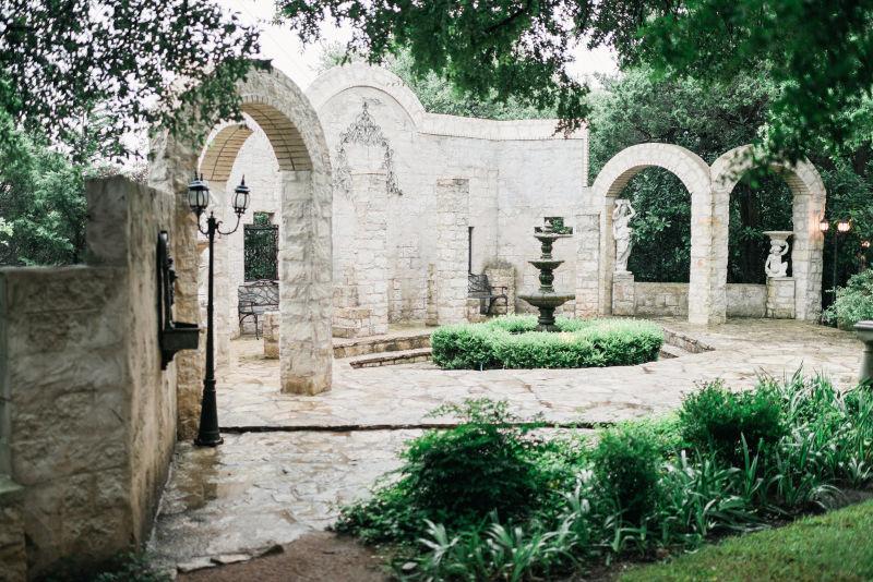 The Vista on Seward Hill event venue in Austin