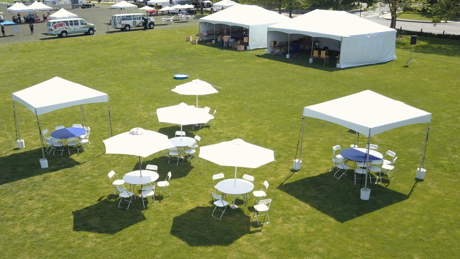 Fantastic Umbrella Table Rental National Event Pros Download Free Architecture Designs Scobabritishbridgeorg