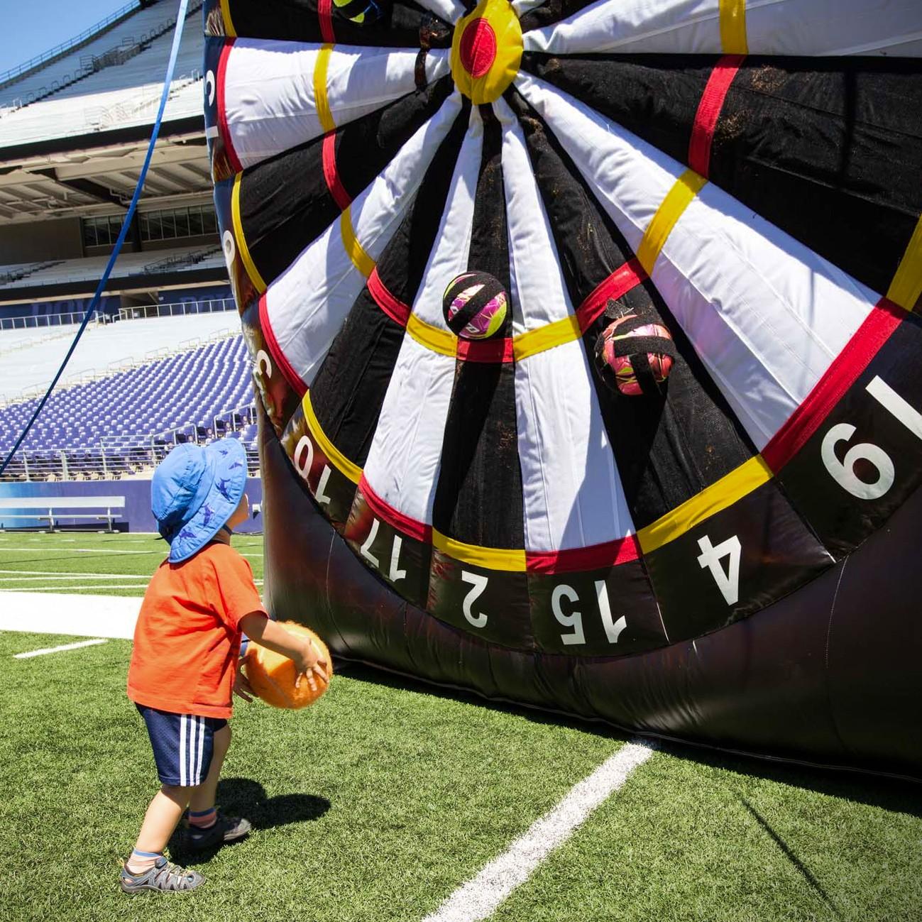 Soccer Darts Rental