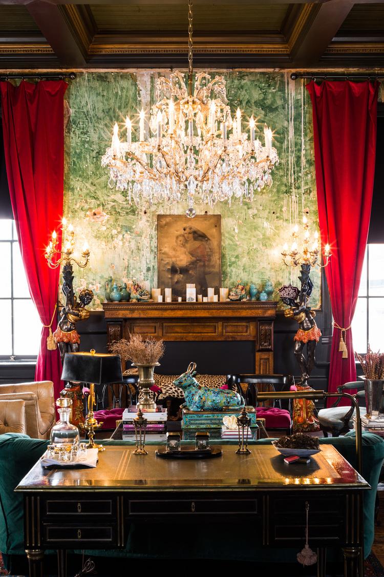 Palazzo Lavaca event venue in Austin