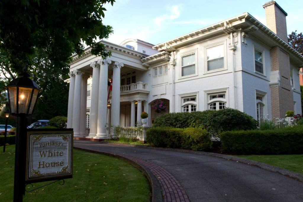 Portland's White House event venue in Portland