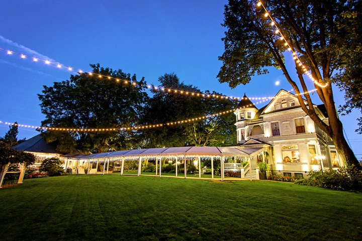 Victorian Belle event venue in Portland